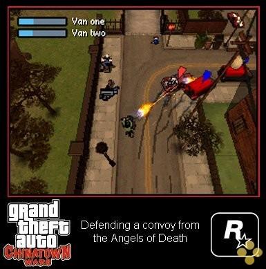 Grand Theft Auto GTA Liberty City Stories Free Download