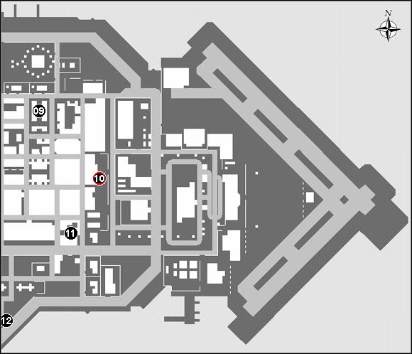 rodeos Francis International Airport
